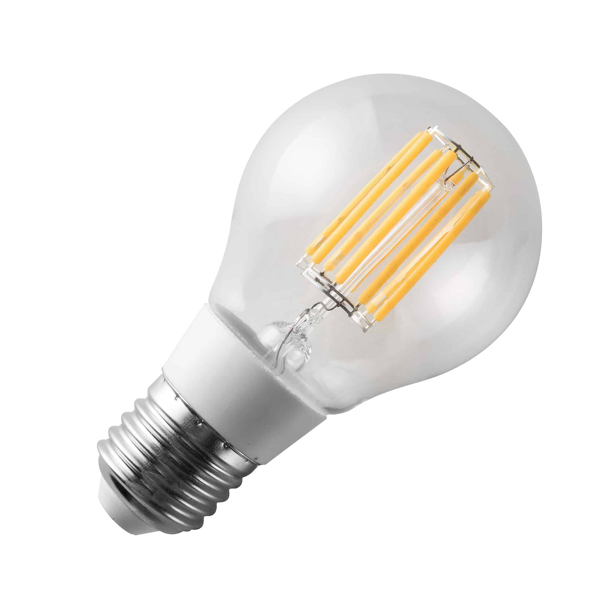 Lampadina Filamento LED Goccia 8W  Mondoelettrico